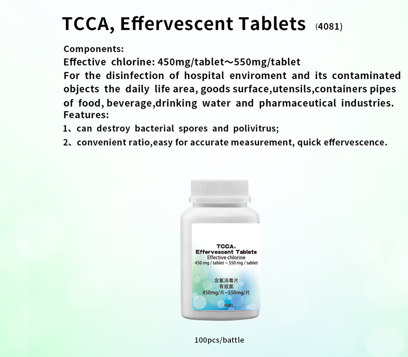 Hydrotruly® Chlorine tablets Type I